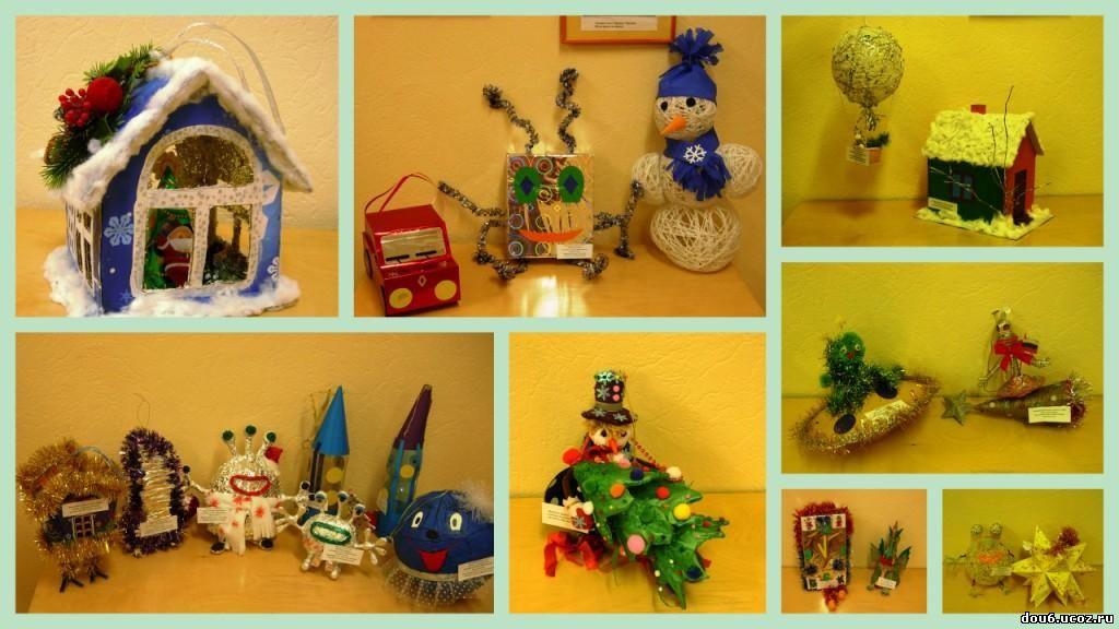 Новогодние игрушки на космическую тему своими руками